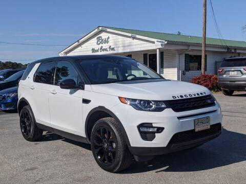 2016 Land Rover Discovery Sport for sale at Best Used Cars Inc in Mount Olive NC