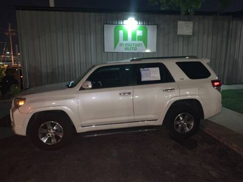 2011 Toyota 4Runner for sale at In Motion Sales LLC in Olathe KS
