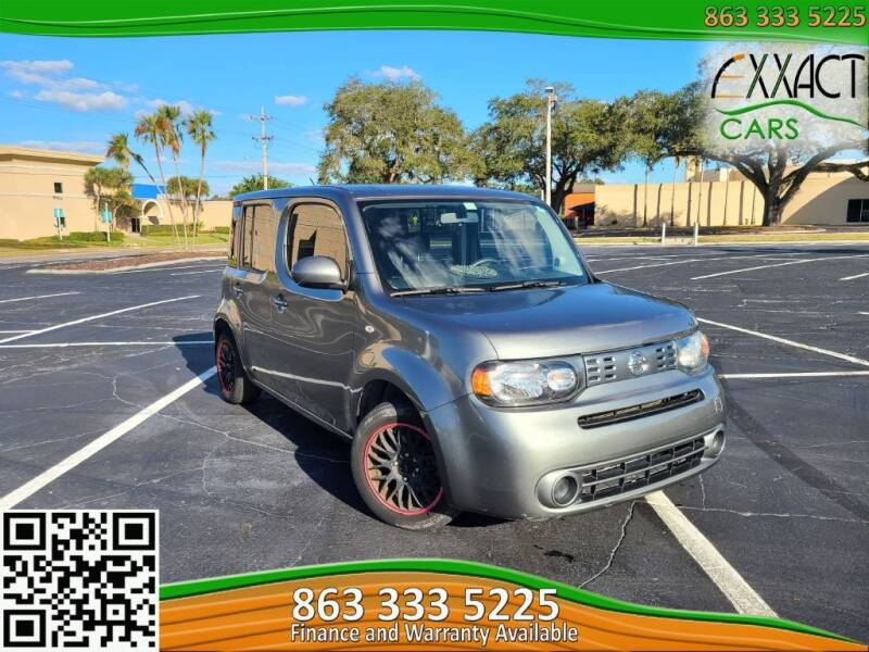 2011 Nissan cube for sale at Exxact Cars in Lakeland FL