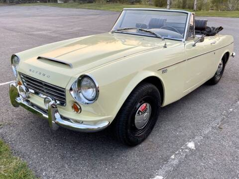 1967 Datsun FairyLady for sale at Drager's International Classic Sales in Burlington WA