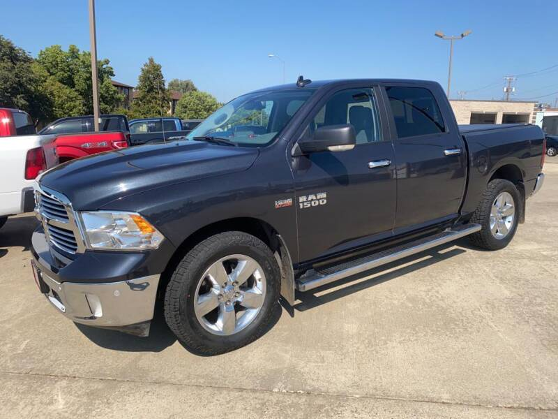 2018 RAM Ram Pickup 1500 for sale at Willrodt Ford Inc. in Chamberlain SD