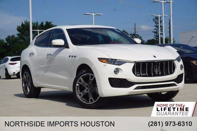 2021 Maserati Levante for sale in Spring, TX