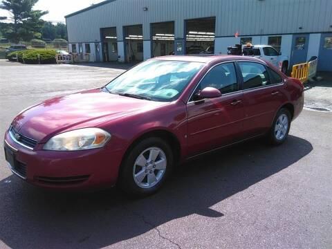 2006 Chevrolet Impala for sale at CarXpress in Fredericksburg VA