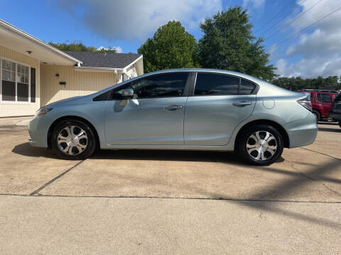 2014 Honda Civic for sale at H3 Auto Group in Huntsville TX