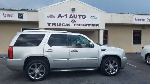 2010 Cadillac Escalade for sale at A-1 AUTO AND TRUCK CENTER in Memphis TN