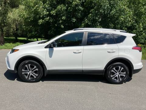 2017 Toyota RAV4 for sale at MICHAEL MOTORS in Farmington ME