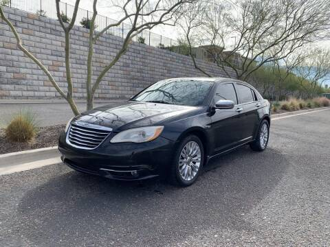 2011 Chrysler 200 for sale at AUTO HOUSE TEMPE in Tempe AZ