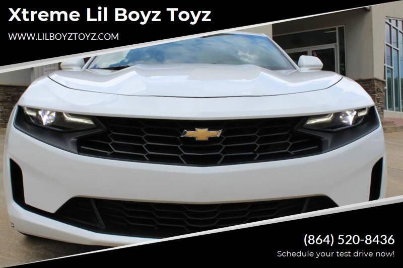 2019 Chevrolet Camaro for sale at Xtreme Lil Boyz Toyz in Greenville SC