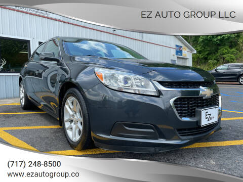 2015 Chevrolet Malibu for sale at EZ Auto Group LLC in Lewistown PA