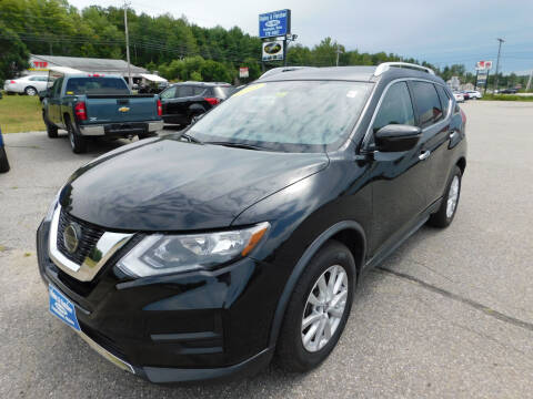 2018 Nissan Rogue for sale at Ripley & Fletcher Pre-Owned Sales & Service in Farmington ME