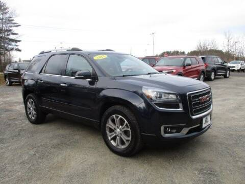 2015 GMC Acadia for sale at MC FARLAND FORD in Exeter NH