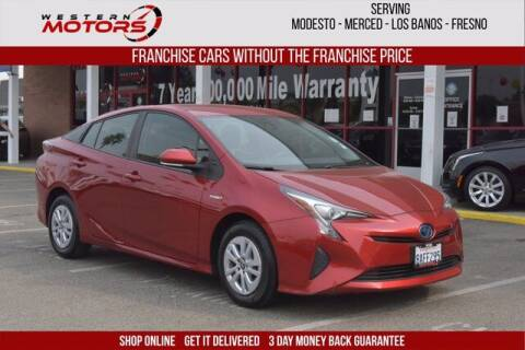 2017 Toyota Prius for sale at Choice Motors in Merced CA