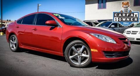 2009 Mazda MAZDA6 for sale at Rahimi Automotive Group in Yuma AZ