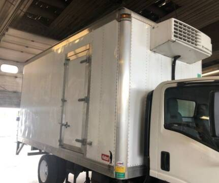2013 Kidron Refrigeration body 16RUTASW96 for sale at Advanced Truck in Hartford CT