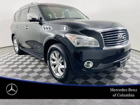 2012 Infiniti QX56 for sale at Preowned of Columbia in Columbia MO