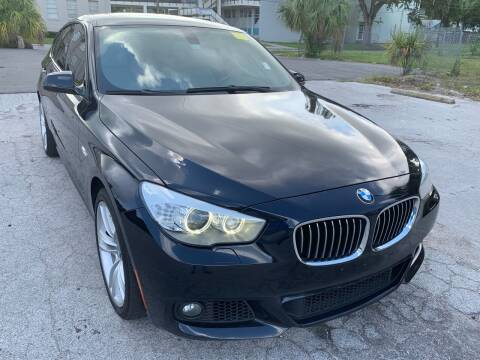 2013 BMW 5 Series for sale at Consumer Auto Credit in Tampa FL