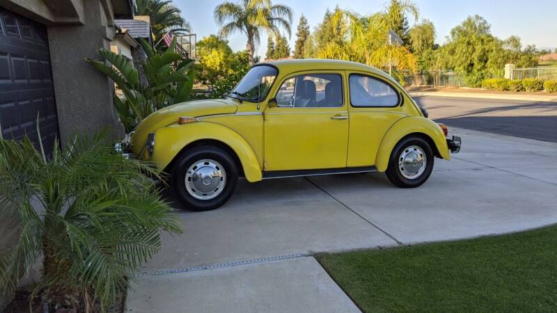 1974 Volkswagen Beetle for sale at Approved Autos in Bakersfield CA