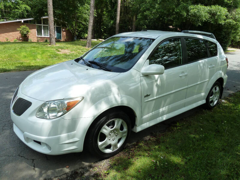 2006 Pontiac Vibe for sale at Templar Auto Group in Matthews NC