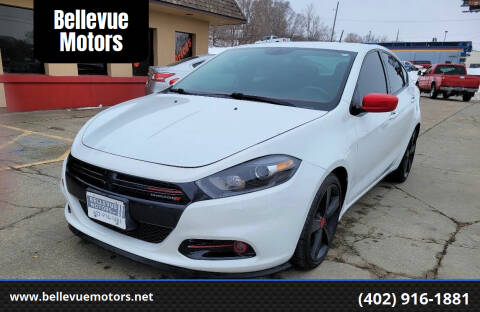 2013 Dodge Dart for sale at Bellevue Motors in Bellevue NE