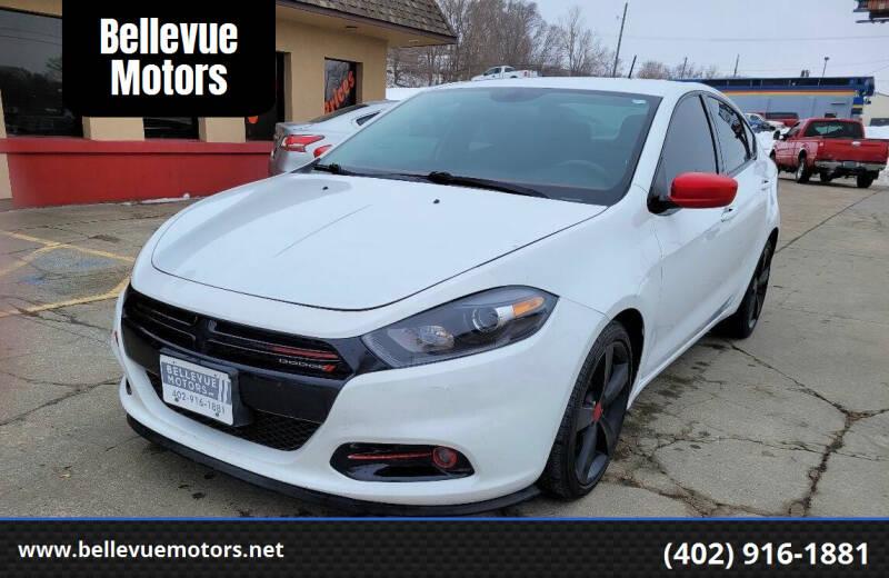 2013 Dodge Dart for sale at Bellevue Motors in Bellevue NE