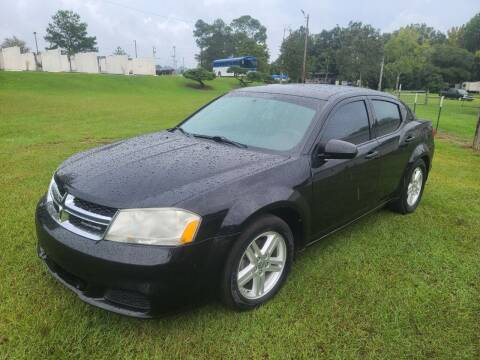 2011 Dodge Avenger for sale at Lakeview Auto Sales LLC in Sycamore GA