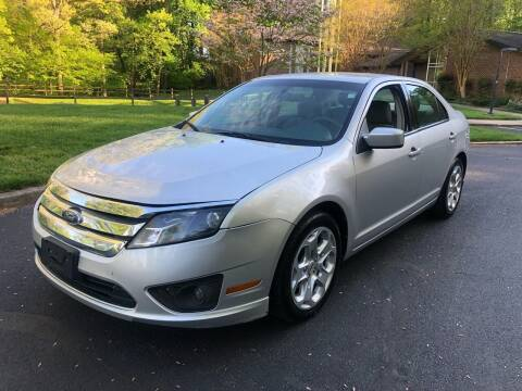 2011 Ford Fusion for sale at Bowie Motor Co in Bowie MD
