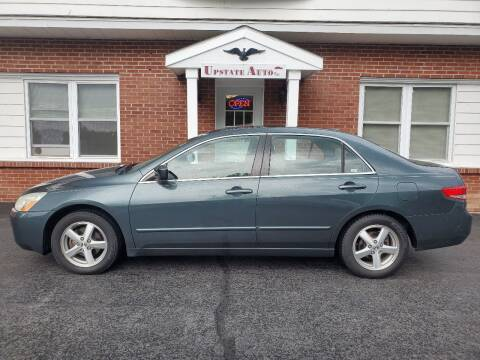 2004 Honda Accord for sale at UPSTATE AUTO INC in Germantown NY