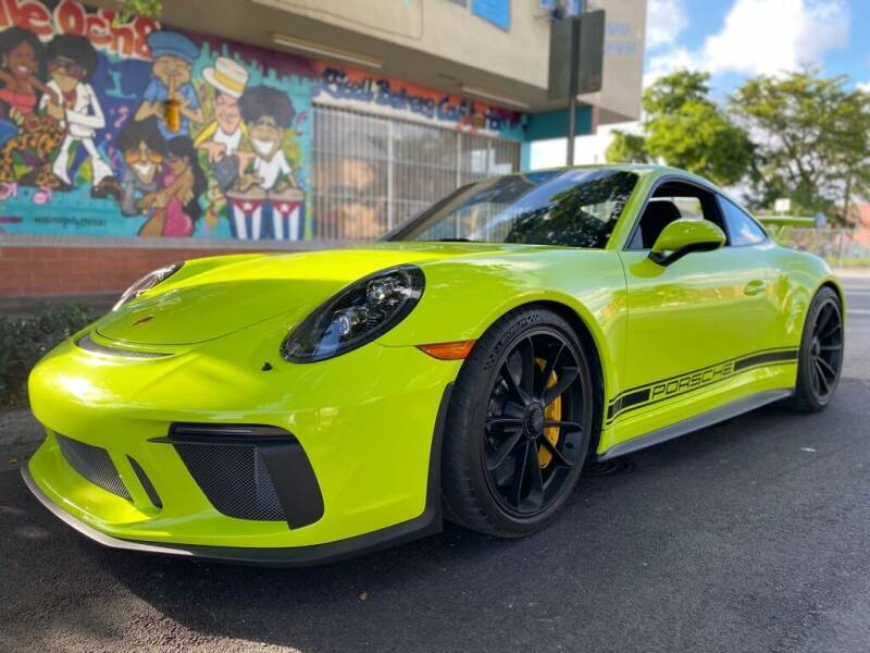 2019 Porsche 911 for sale at PARKHAUS1 in Miami FL