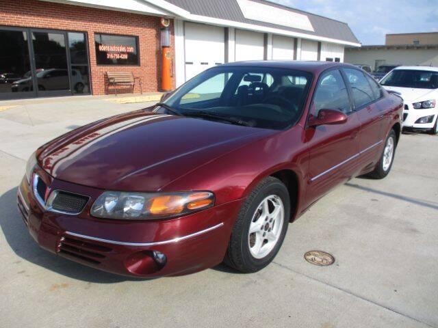 2001 Pontiac Bonneville for sale at Eden's Auto Sales in Valley Center KS