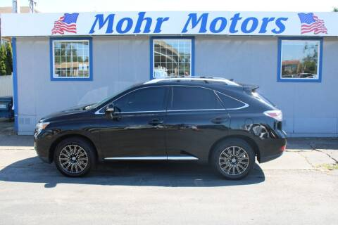 2010 Lexus RX 350 for sale at Mohr Motors in Salem OR