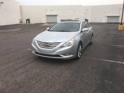 2011 Hyundai Sonata for sale at Gold Coast Motors in Lemon Grove CA