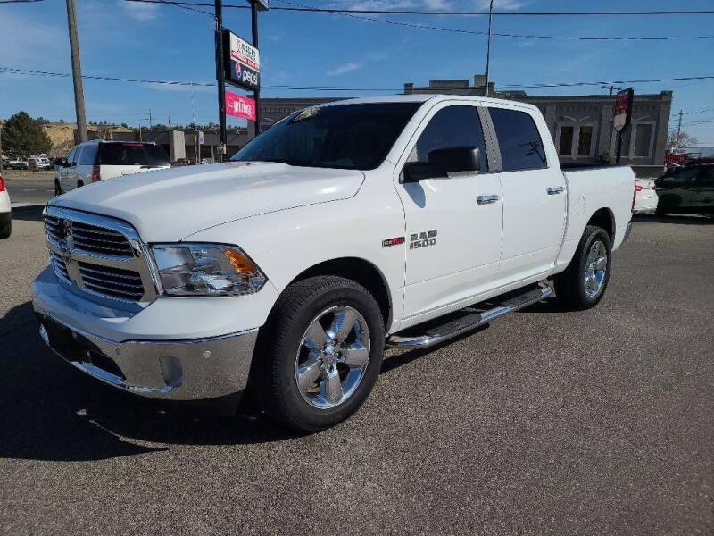 2017 RAM Ram Pickup 1500 for sale at Kessler Auto Brokers in Billings MT