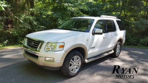 2007 Ford Explorer for sale at Ryan Motors LLC in Warsaw IN