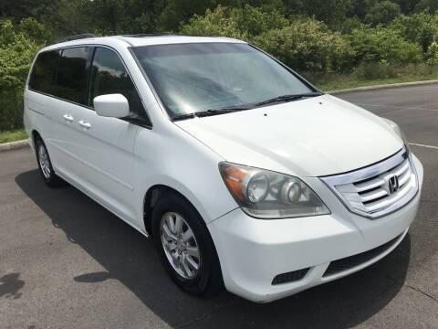2009 Honda Odyssey for sale at J & D Auto Sales in Dalton GA