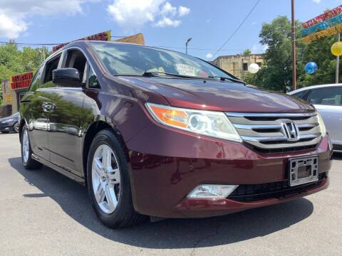 2011 Honda Odyssey for sale at Active Auto Sales Inc in Philadelphia PA