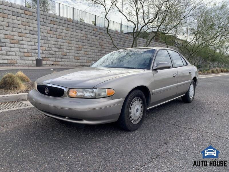 2000 Buick Century for sale at AUTO HOUSE TEMPE in Tempe AZ