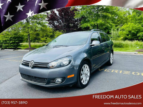 2011 Volkswagen Jetta for sale at Freedom Auto Sales in Chantilly VA