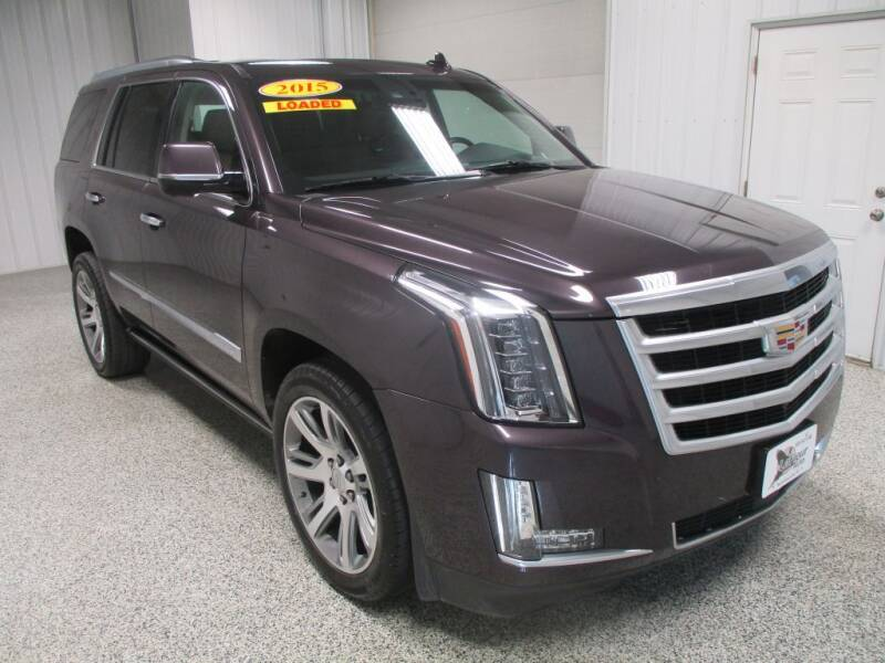 2015 Cadillac Escalade for sale at LaFleur Auto Sales in North Sioux City SD