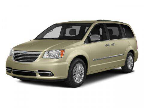 2014 Chrysler Town and Country for sale at Park Place Motor Cars in Rochester MN