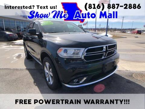 2015 Dodge Durango for sale at Show Me Auto Mall in Harrisonville MO