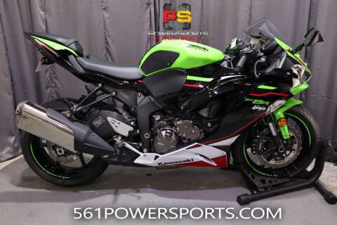 2021 Kawasaki Ninja ZX-6R ABS KRT Edition for sale at Powersports of Palm Beach in Hollywood FL