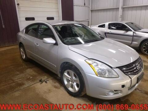 2012 Nissan Altima for sale at East Coast Auto Source Inc. in Bedford VA