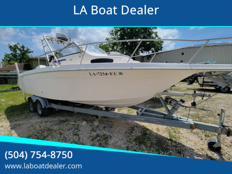 1997 Wellcraft 240 Coastal for sale at LA Boat Dealer - Offshore Boats in Metairie LA