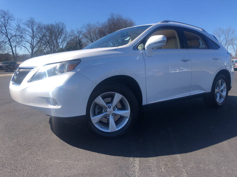 2012 Lexus RX 350 for sale at Beckham's Used Cars in Milledgeville GA