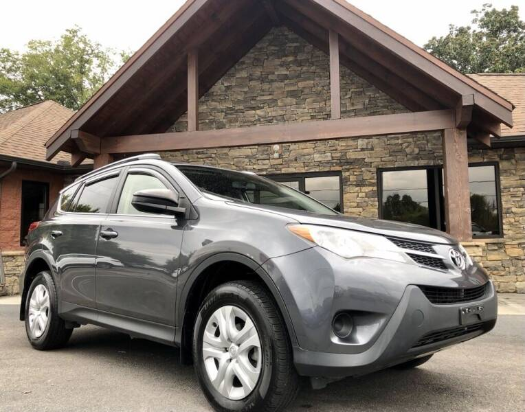 2015 Toyota RAV4 for sale at Auto Solutions in Maryville TN