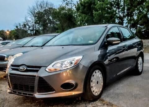 2014 Ford Focus for sale at Abingdon Auto Specialist Inc. in Abingdon VA