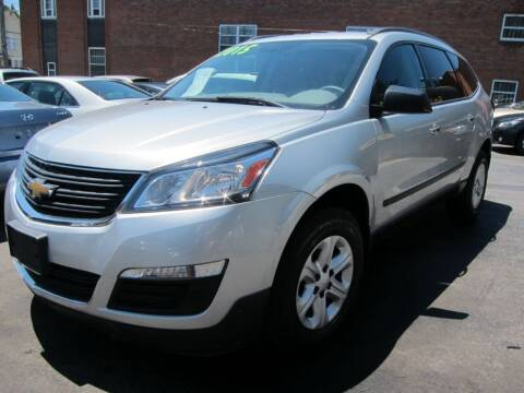 2015 Chevrolet Traverse for sale at DRIVE TREND in Cleveland OH