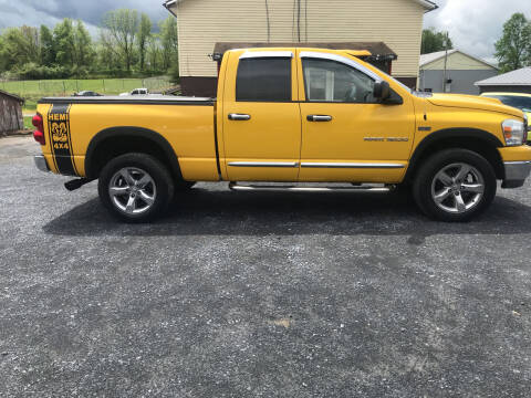 2007 Dodge Ram Pickup 1500 for sale at PENWAY AUTOMOTIVE in Chambersburg PA