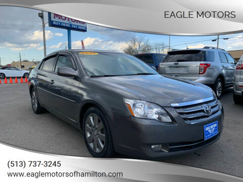 2007 Toyota Avalon for sale at Eagle Motors in Hamilton OH