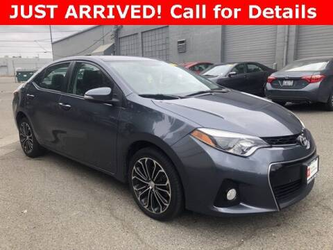 2016 Toyota Corolla for sale at Toyota of Seattle in Seattle WA
